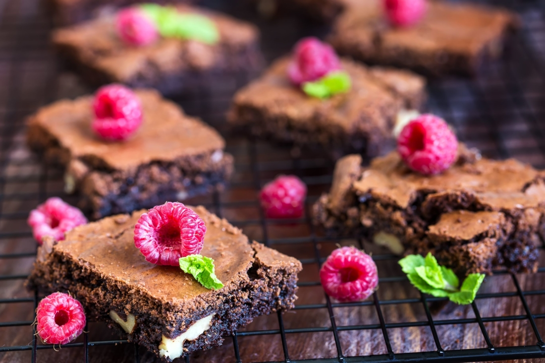 brownie-with-raspberry-PLSF5QC